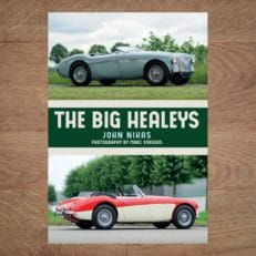 The big healeys by john nikas and marc vorgers