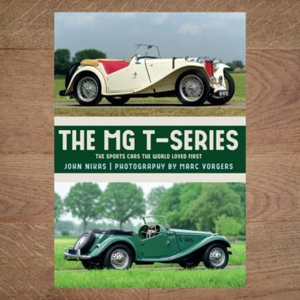 MG T-Series by John Nikas and Marc Vorgers