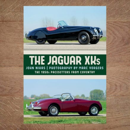 NEW BOOK! The Jaguar XKs - 'The 1950s Pacesetters from Coventry'by John Nikas & Marc Vorgers XK120 XK140 XK150 DHC FHC OTS roadster XK 120 140 150