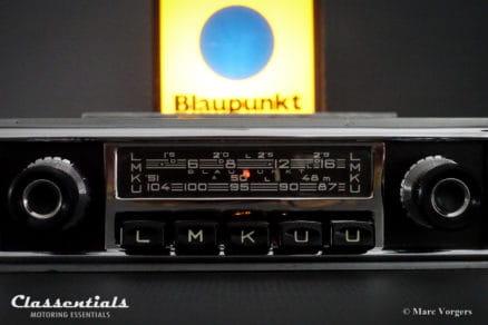 Blaupunkt Frankfurt W 1965 VERY RARE Vintage Original High-End Classic Car Auto Radio for 1960s Mercedes-Benz W108, W109, W111, W112, W113, 230, 250, SL, Pagode, pagoda, classentials motoring essentials accessory accessories