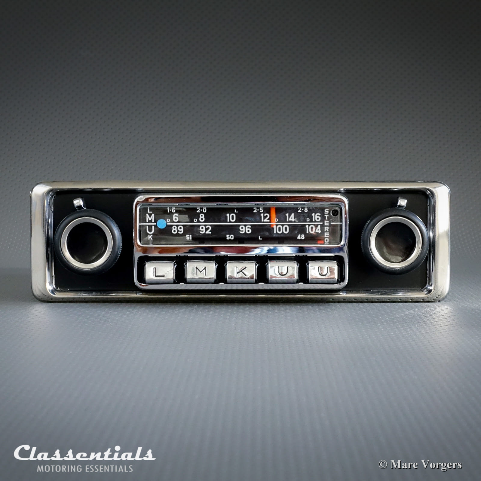Blaupunkt Frankfurt Stereo 1972 Ultra Rare Vintage