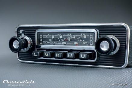 Blaupunkt Frankfurt S 1968 RARE Exclusive High-End Vintage Classic Car Auto Radio for Volkswagen T1 samba Bus, BMW, Alfa Romeo giulietta, giulia, Austin Healey, Jaguar E-type, Other Cars 1960 – 1970 classentials motoring essentials oldtimer accessory accessories