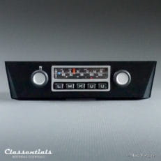 Blaupunkt Frankfurt 1971 Vintage Original High-End Classic Car Auto Radio for BMW E12 5-Series 5er reihe model MP3 Ready classic car oldtimer autoradio classentials motoring essentials accessory accessories