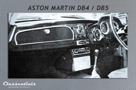 Blaupunkt Frankfurt Y classic car auto radio vintage autoradio 1967 Aston Martin DB4 DB5