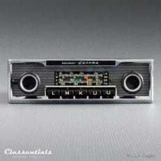 Becker EUROPA LMKU 1970s Vintage Original High-End Classic Car Auto Radio, Mercedes-Benz and Other Exclusive Cars 1968 -1978 MP3 Bluetooth Ready classic car mercedes benz oldtimer autoradio classentials motoring essentials