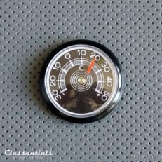 BRAND NEW period correct 1950s - 1970s Classic Car Interior Dashboard Thermometer oldtimer motoring accessory classentials essentials