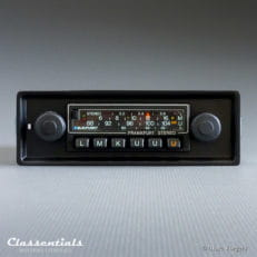 Blaupunkt Frankfurt STEREO Super Arimat 18 Watt 1978 - ULTRA RARE NEW OLD STOCK - HIGH-END Vintage Original Classic Car Auto Radio for Porsche 911 / 930 G-Series - MP3 and Bluetooth Ready classic car oldtimer accessory classentials motoring essentials bluespot