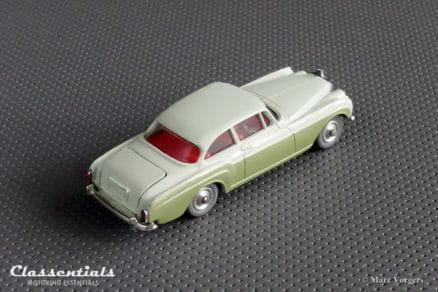 1960s Corgi Toys Bentley Continental Sports Saloon by H.J. Mulliner #224 - Near MINT - collectors item Classentials die cast