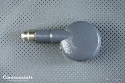 Vintage Original MotoMeter 1960s - 1970s Tyre Pressure Meter / Gauge - EXCELLENT - in Original Leather Pouch Classentials motoring essentials classic car oldtimer accessories accessory