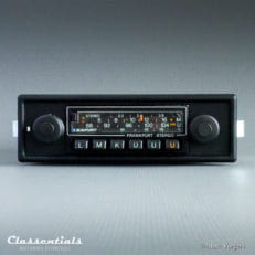 Blaupunkt Bluespot Frankfurt STEREO Super Arimat 18 Watt 1978 HIGH-END Vintage Original Classic Car Auto Radio for ALL Cars 1975 - 1982 Bluetooth Module Classentials Bluetooth oldtimer autoradio