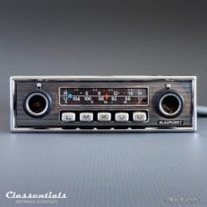 Blaupunkt Köln 1970 VERY RARE TOP-END Vintage Original Classic Car Auto Radio for Mercedes-Benz 1968 1974 and Other Cars W123 SL pagode Classentials Motoring Essentials classic car oldtimer autoradio accessory accessories MP3 Bluetooth music streaming