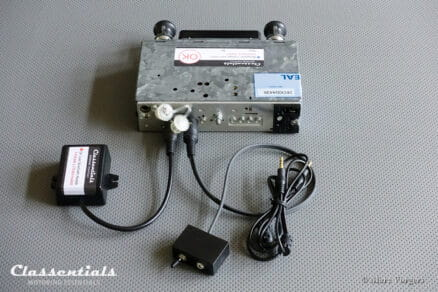 Blaupunkt Frankfurt US STEREO 108 Mhz 1972/73 ULTRA RARE Vintage Original TOP-END Classic Car Auto Radio for BMW E30 CSI 2nd Series - Including Stereo Bluetooth Module AUX Classentials motoring essentials autoradio oldtimer