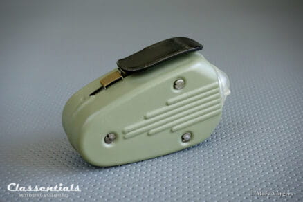 RARE 1940s Philips Dyno Torch Knijpkat Dynamo Flashlight, Fully Refurbished classentials motoring essentials classic car oldtimer accessory accessories