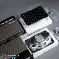 VERY RARE Vintage Original 1980s Blaupunkt BS1515 Auto Speakers, 15 Watt - BRAND NEW BOXED!