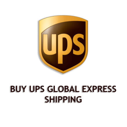 UPS GLOBAL EXPRESS SHIPPING