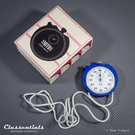 Vintage Original SMITHS Stop Watch in Original Box - Historic Racing, Rally, Goodwood, Mille Miglia, Le Mans Accessory