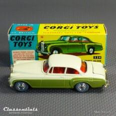 1960s Corgi Toys Bentley Continental Sports Saloon by H.J. Mulliner #224 - Near MINT - collectors item