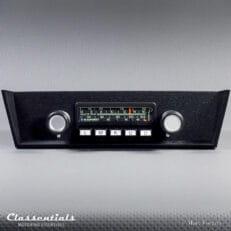 SUPER RARE Blaupunkt Frankfurt STEREO RALLYE 20W 1972 TOP-END Classic Car Auto Radio + 2 x 20 Watt Booster for 1969 - 1975 BMW 1800 / 2000 / 2800 CS 2.8 / 3.0 CS / CSI Models - Classentials DeLuxe Stereo Bluetooth Module