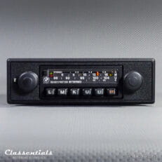 BMW BAVARIA STEREO 1978 HIGH-END Vintage Original Classic Car Auto Radio for BMW cars 1978 - 1982 Classentials DeLuxe Stereo Bluetooth Module